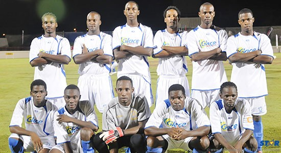 Having won the 2013 Blackheart Knockout Football Tournament, Gros-Islet will now play a Coca Cola All Star team.
