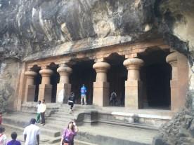 Elephanta Island caves