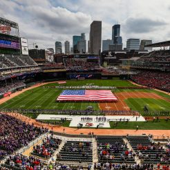The 2017 edition of Tommie-Johnnie gave Target Field its first ever football game, which lived up to its billing and the historic rivalry.