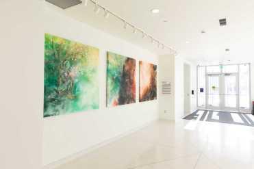 Iversen Center for Faith Artwork