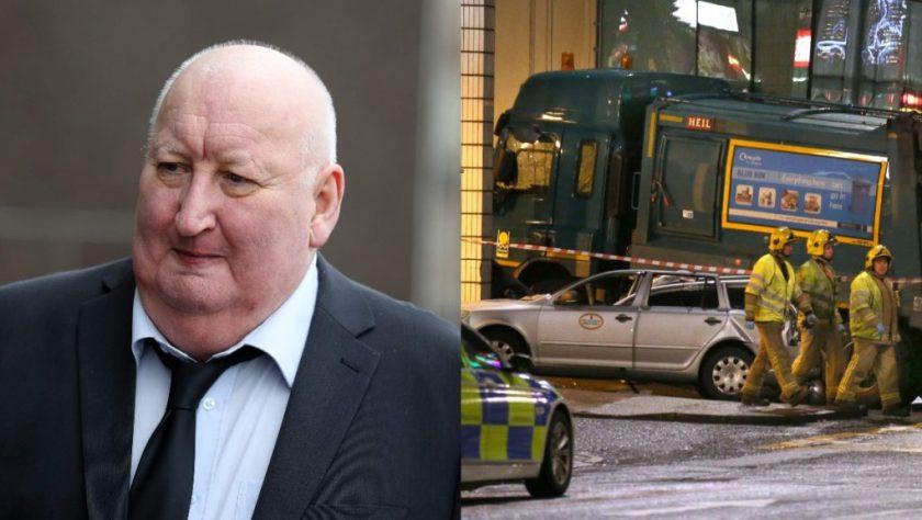 Six people died when they were struck by bin lorry on Glasgow's Queen Street in 2014.