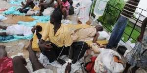 Le choléra a disparu d'Haïti, confirment des experts