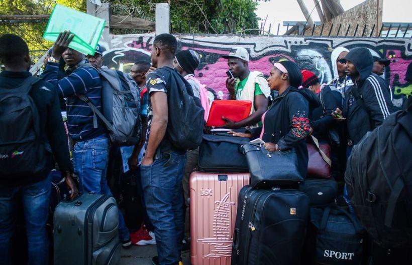 Des milliers d'Haïtiens risquent d'être déportés du Chili