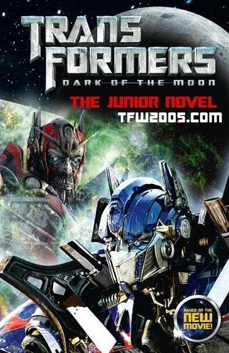 Transformers Dark Of The Moon Junior Novelizations