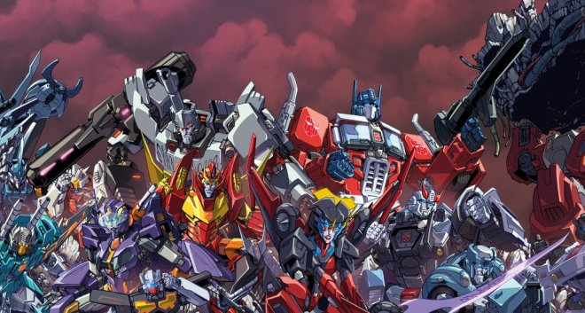 Image result for transformers idw