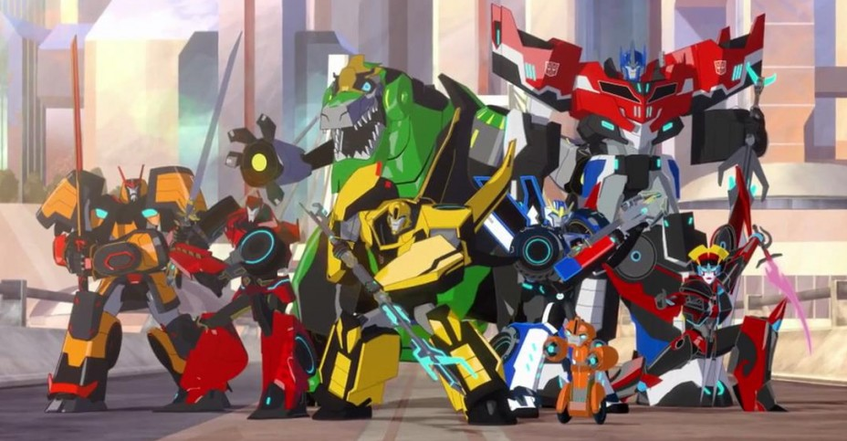 Image result for transformers robots in disguise