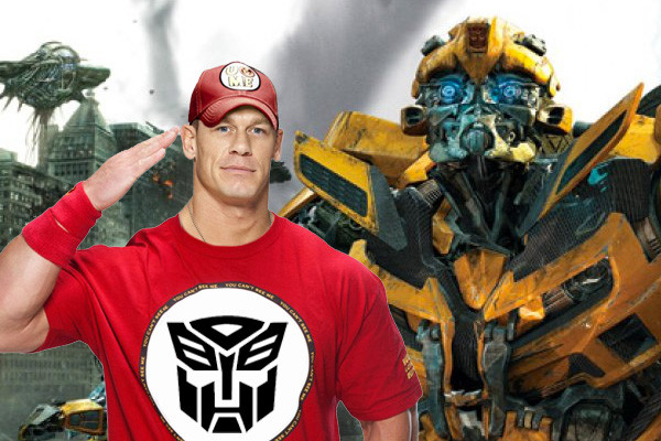"Image result for First Trailer For ""Transformers: Bumblebee"" Starring John Cena"