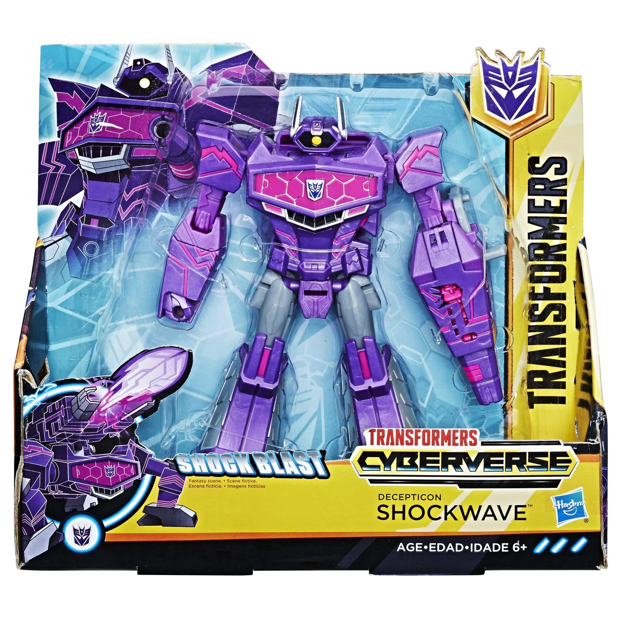 Amazon Prime Transformers Toys