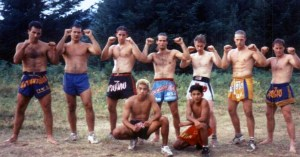 minnesota thai boxing