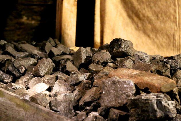 Coal & Rocks