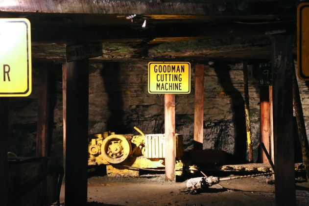 Goodman Cutting Machine