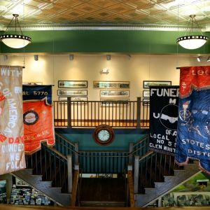 Exhibition Coal Mine Museum Interior