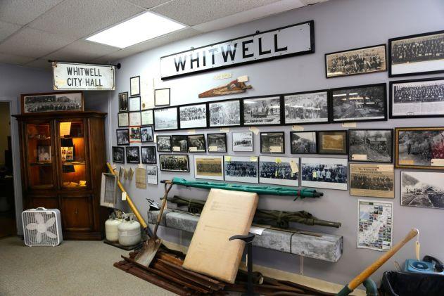 Whitwell Photos