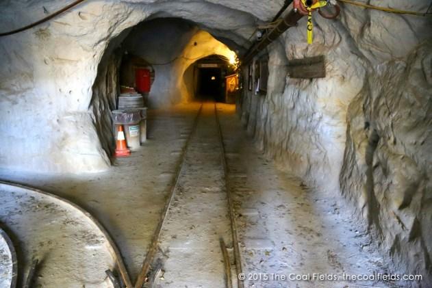 Inside a Coal Mine