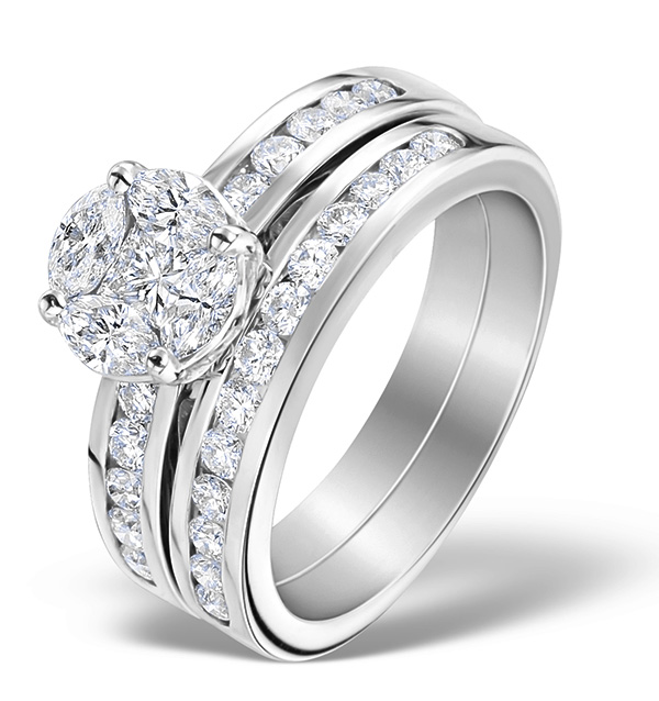 How to Choose an Engagement and Wedding Ring That Work Together