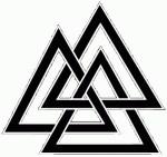 Odin's Three Triangles