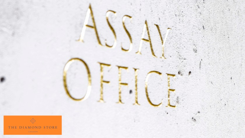 Entrance to the London Assay Office, one of the four locations where UK hallmarking is carried out