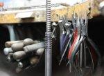 Jeweller's tools at TheDiamondStore London