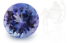 BIRTHSTONE DECEMBER – TANZANITE