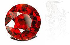 garnet birthstone