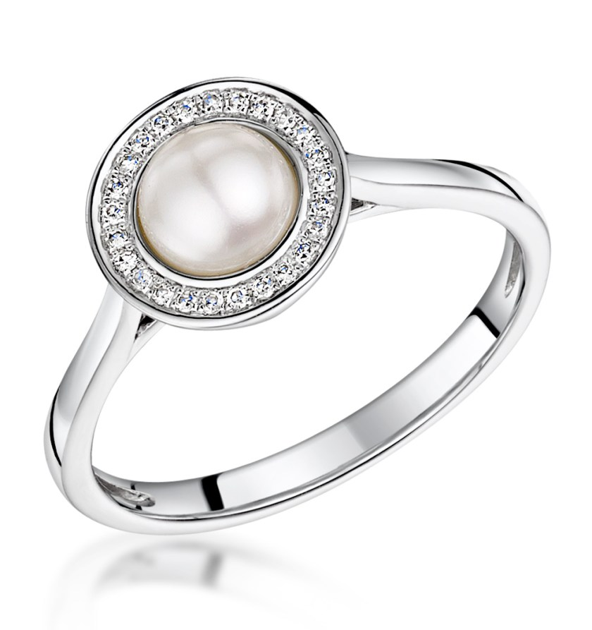 Pearls - Meaning of Gem Colour in Engagement Rings