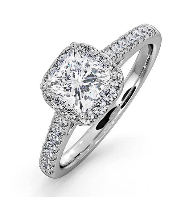 Diamond Rings - Meaning of Gem Colour in Engagement Rings