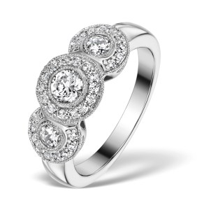 View all our Halo/Vintage Engagement Rings