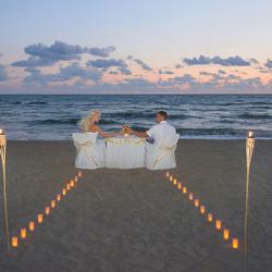 Dinner On Beach Proposals