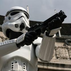 Star Wars Stormtrooper Proposal