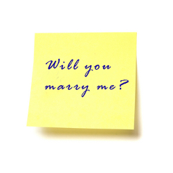 post it proposal