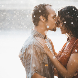 hollywood romance proposal