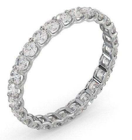 Diamond Eternity Rings for Christmas
