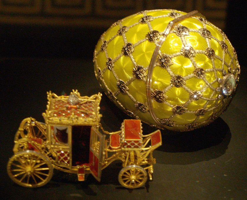 History of Easter Egg Jewellery