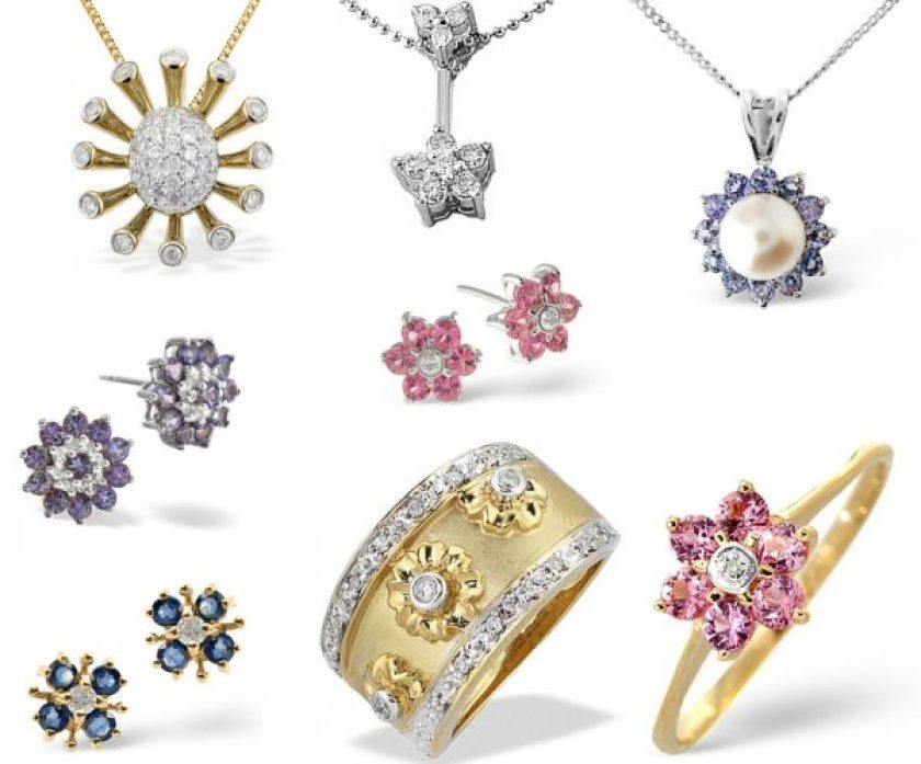 Jewellery for the Royal Chelsea Flower Show