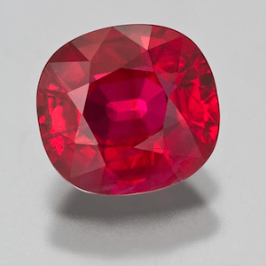 Ruby birthstone meaning