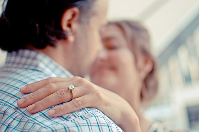 On Which Finger Should You Wear An Engagement And Wedding Ring