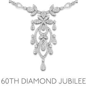 60th Anniversary Gem Diamond Jubilee - Wedding Anniversary Gemstone Jewellery