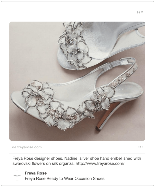 Freya Rose Nadine Couture Shoes