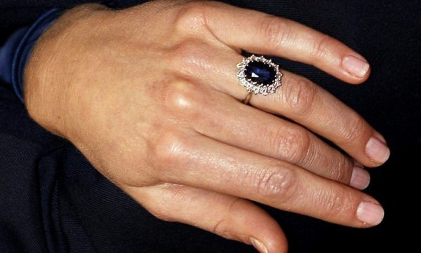 10 Facts Kate Middleton 39 S Engagement Ring
