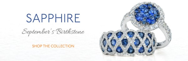 Top 12 Sapphire Jewellery From £79