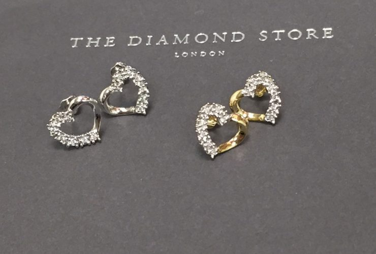 Winter Jewellery Inspiration - Diamond Earrings