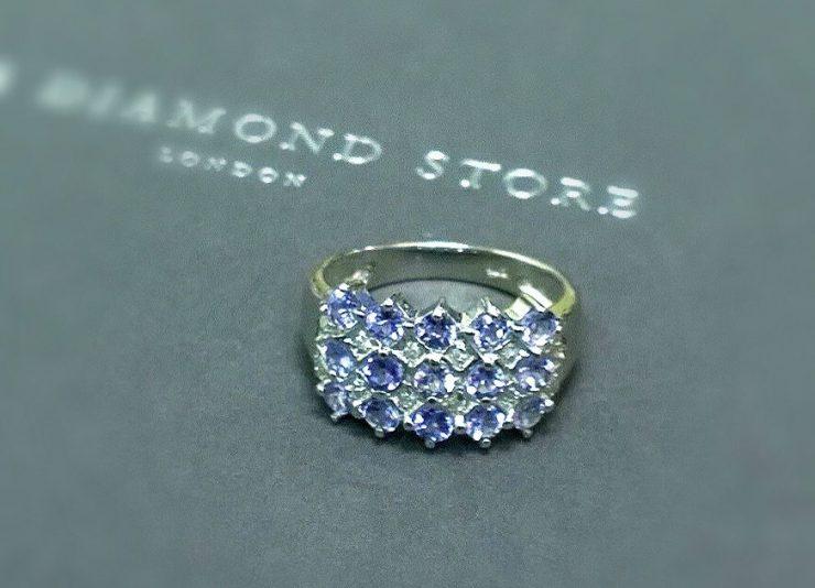 Winter Jewellery Inspiration - Tanzanite Rings