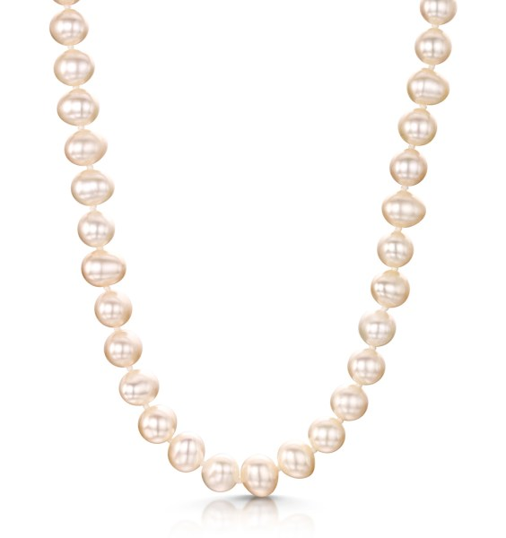 Best Gifts for Mum - Extra Long Pearl Necklace