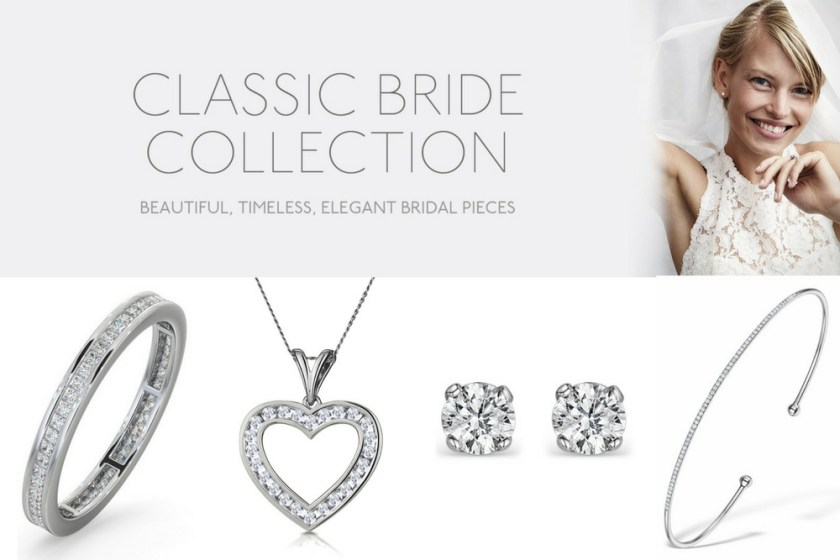 Bridal jewellery collections UK - Classic Bride