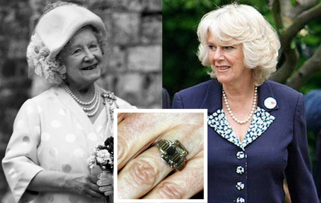 9 Royal Rings The Engagement Rings Of The British Royal Family