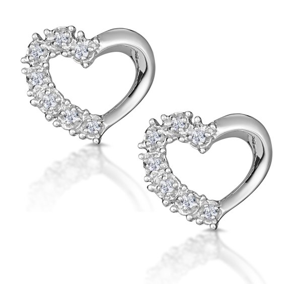 10 Best Stud Earrings - Diamonds and Gems