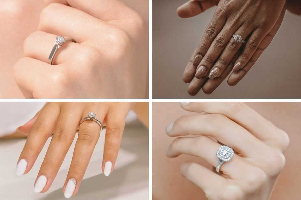What Size Carat Engagement Ring?