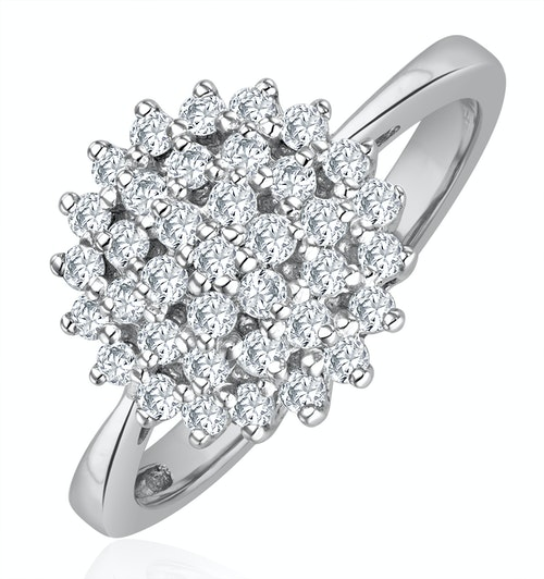 10 Best White Gold Rings With Diamonds