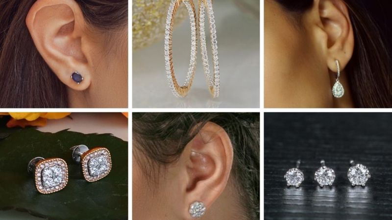 How Many Types of Earrings Are There