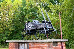 Coker Creek Cart Memorial